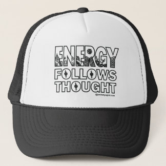 Energy Follows Thought Cap