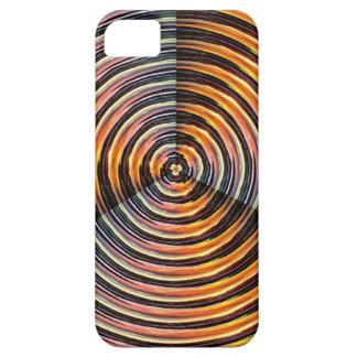 ENERGI rullar: Guld- metallLook iPhone 5 Skal