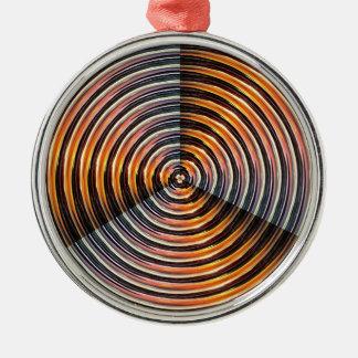 ENERGI rullar: Guld- metallLook Julgransprydnad Metall