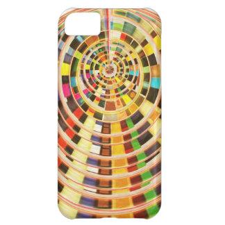 Energikupolen för UFO 3D - vinka spectrumen iPhone 5C Fodral