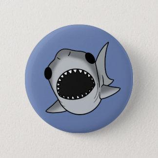 Enfaldig haj standard knapp rund 5.7 cm