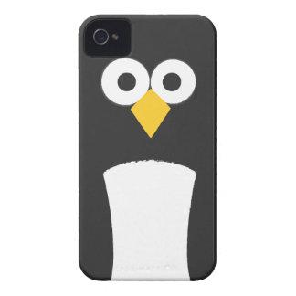 Enfaldig kylig pingvin Case-Mate iPhone 4 fodral