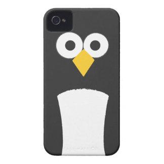 Enfaldig kylig pingvin Case-Mate iPhone 4 fodraler