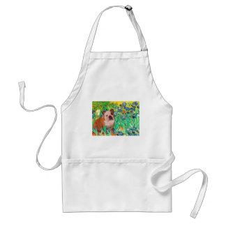Engelsk bulldogg 1 - Irises Förkläde