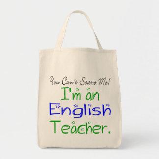 Engelsk läraretoto tote bag