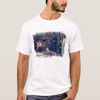 Engelsk Mare med henne föl, 1833 Tshirts