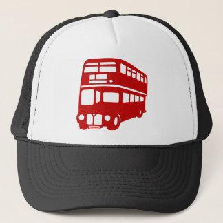 Engelsk två-golv buss truckerkeps