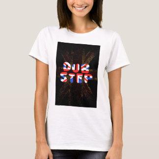 Engelska dubbar kliver tshirts