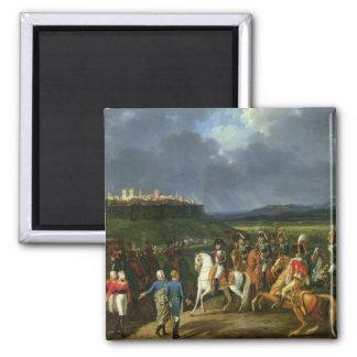 Engelska fång på Astorga framlade till Magnet
