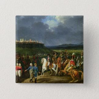 Engelska fång på Astorga framlade till Standard Kanpp Fyrkantig 5.1 Cm