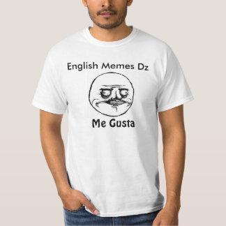 Engelska Memes Dz Tee