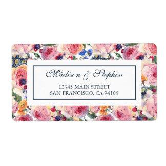 Engelskaro för vattenfärg | - bröllop fraktsedel