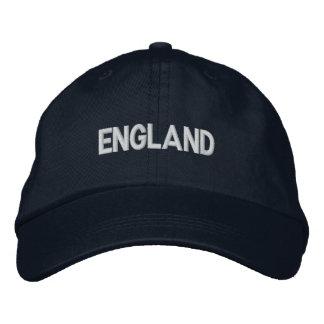 England brittiskt land patriotiska United Kingdom Broderad Keps