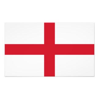 England - engelsk medborgareflagga fototryck