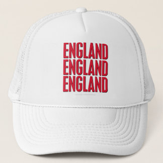 England England England Truckerkeps
