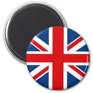 England facklig jack/brittisk flaggakylmagnet magnet