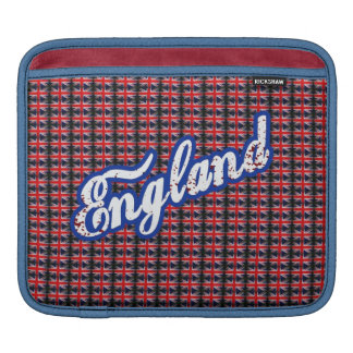 England flagga iPad sleeve