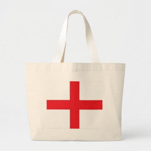 ENGLAND FLAGGA TOTE BAGS