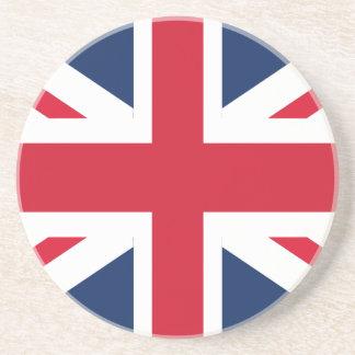 England flagga underlägg sandsten