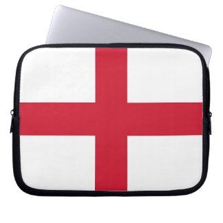 England flaggalaptop sleeve