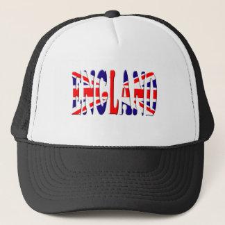England flaggatruckerkeps keps