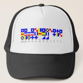 England förväntar hatten med text keps
