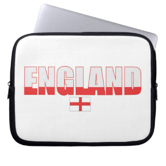 England laptop sleeve