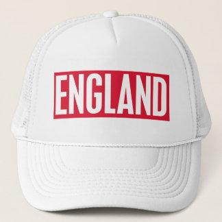 England RW Truckerkeps