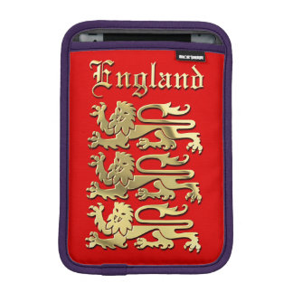 England Sleeve För iPad Mini
