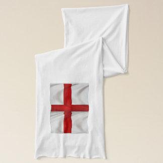 England St George arg patriotisk flagga Sjal