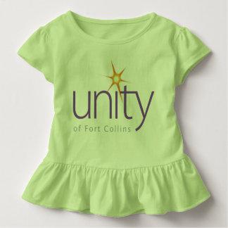Enhet av det Fort Collins småbarn rufsar T-shirt