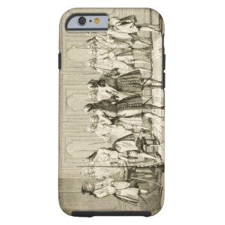 Enhet av fria Masons till påbörjandet en lärling, Tough iPhone 6 Case