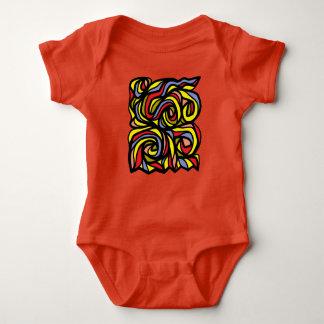 """Enhet"" babyJersey Bodysuit Tee Shirt"