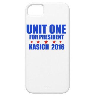 Enhet en för presidenten Kasich 2016 iPhone 5 Fodral