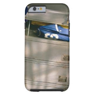 Enhetlig baseball och utrustning i skåp tough iPhone 6 fodral