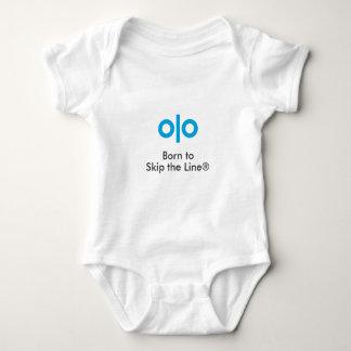 Enhetlig Olo baby T Shirts