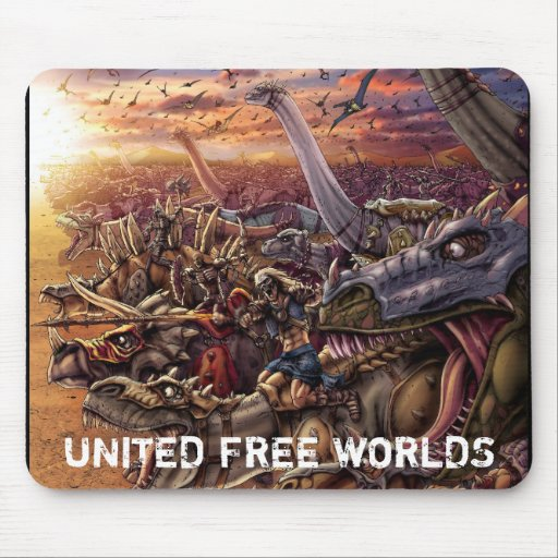 ENIG FRI WORLDS™-SAMLING MUSMATTOR
