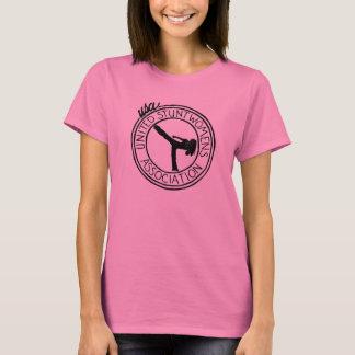 Eniga stuntwomens anslutning - Sophia Crawford T-shirt