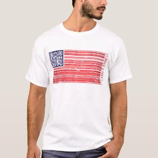 Eniga utförsäljningar av Amerika Tshirts