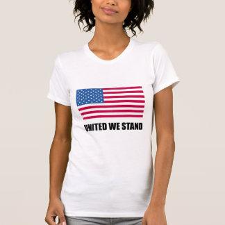 Enigt står vi t-shirts