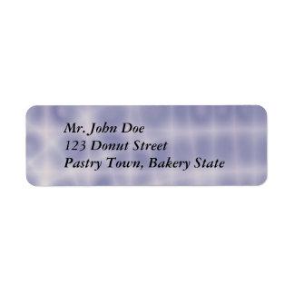 Enkel adressetikett