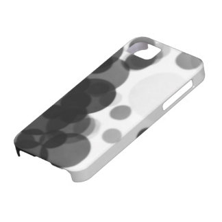 Enkel Bokeh iphone case Barely There iPhone 5 Fodral