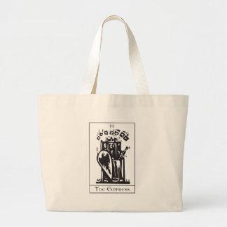 Enkel Empress Tarot Tote Bag