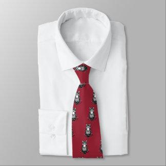 Enkel illustrerad uggla slips