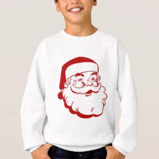 Enkel jultomten tee shirts