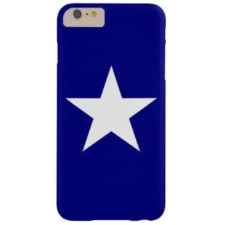 Enkel Lone stjärnatelefonsnäcka Barely There iPhone 6 Plus Skal