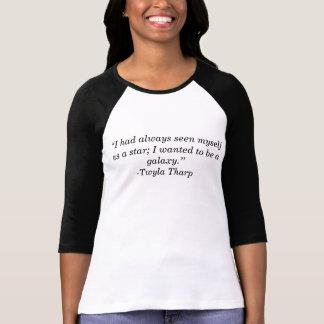 Enkel qoute t shirt