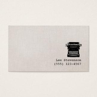 Enkel skrivmaskin för vintage för