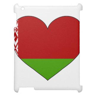 Enkel Vitryssland flagga iPad Fodral