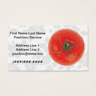 Enkelt sköta om visitkort